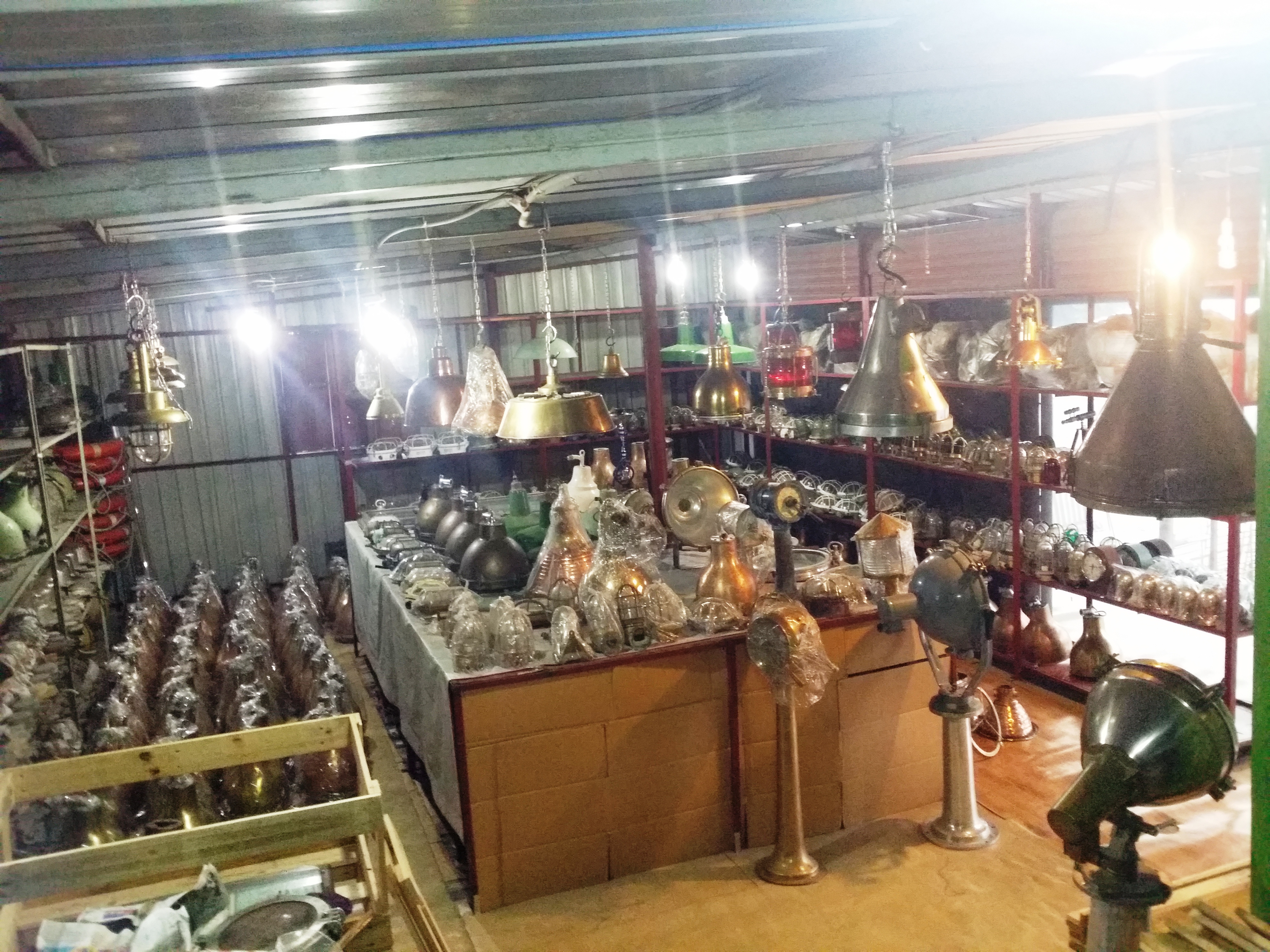 We Are Continuing Supply Old Ship Items From Bangladesh